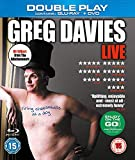 Greg Davies Live Firing Cheeseballs at a Dog [Blu-ray + DVD]