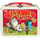 POOF-Slinky 0X4266 Ideal Die Storybook Memory Card Spiel mit Mini Collectible Tin Lunch Box Lagercontainer, 54-bunt illustrierten Karten
