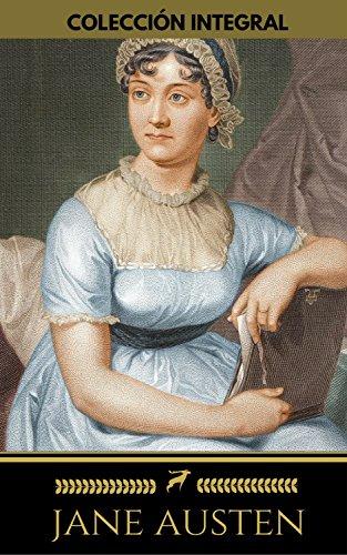 Colección integral de Jane Austen (Emma, Lady Susan, Mansfield Park, Orgullo y Prejuicio, Persuasión, Sentido y Sensibilidad): (Emma, Lady Susan, Mansfield ... La abadía de Northanger) por Jane Austen