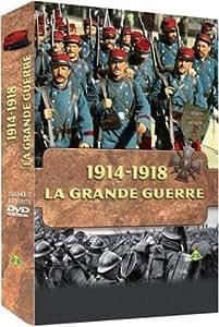 Coffret 4 DVD : 1914-1918 La Première Guerre Mondiale