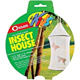 """From hatching a few butterflies to letting your little ones observe some other critters, the mesh insect house from coghlan's is sure to add an element of fun to this summer. Product features: 12"""" height, 7"""" diameter tie top with loops to hang 159178..."""