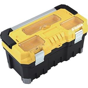 Prosper Plast Caja de Herramientas Titan 50,8cm con asa metálica y Bandeja estándar