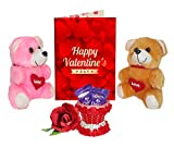 Antique Greeting Card Valentine Gift WIt...