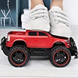 PETRLOY Remote Control Car mostro camion 4WD High Speed   Vehicle 2.4Ghz Radio Control Off Road RTR corsa Monster Truck Rc Auto Buggy regalo di compleanno migliore presente di natale for bambini e adu