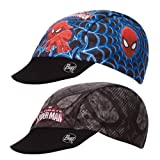 Buff Spiderman Dark Casquette Enfant Multicolore