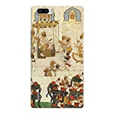 DailyObjects Royal Decree Case For Huawei Honor 6X