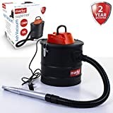 Marko Electrical 1200W Ash Vacuum Hoover Fireplace Cleaner Wood Burner Fire Pits Bagless