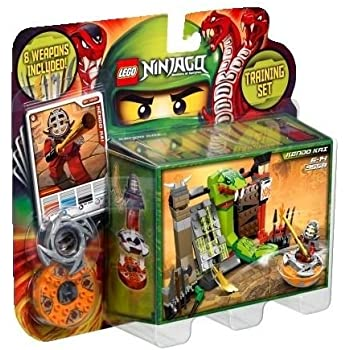 BrickLink - Set 2257-1 : Lego Spinjitzu Starter Set ...