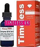 Timeless Skin Care Coenzyme Q10 w/ Matrixyl 3000 Serum 30ml - Authorised UK seller - Fresh, Brand new & Sealed