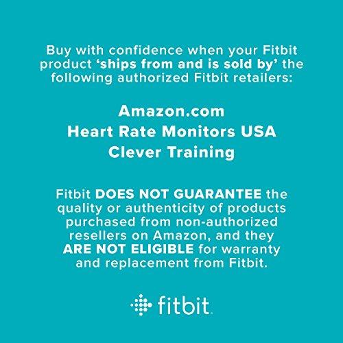 Fitbit Unisex Fitness Armband Alta, Türkis S - 5