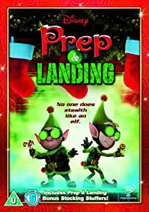 Prep & Landing DVD [UK Import]