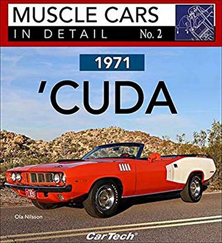 1971 'Cuda: In Detail No. 2 (Muscle Cars in Detail, Band 2)