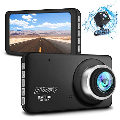 Dash Cams for Cars 1080P FHD Fro...