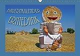 Bauernkalender - Erntedank (Wandkalender 2019 DIN A3 quer): In Dankbarkeit an alle Landwirte und Gärtner, in dessen Händen es liegt, dass der Mensch ... (Monatskalender, 14 Seiten ) (CALVENDO Natur)