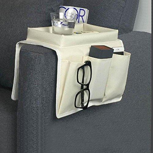Zoom IMG-3 foonee bracciolo organizzatore con vassoio