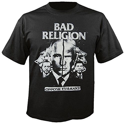 Bad Religion - Oppose Tyranny - T-Shirt Größe XXL