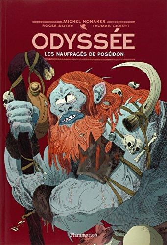 Odyssée, Tome 2 : Les naufragés de Poséïdon