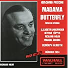 Puccini: Madama Butterfly (Sung in German) [Recorded 1954]