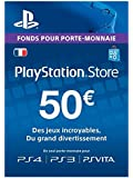 Playstation Network Card 50 EUR