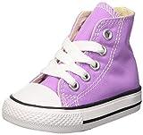 Converse Unisex-Kinder Ctas Hi Sneakers, Violett (Fuchsia Glow), 19 EU