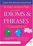 21 Days Action Plan to powerful Idioms & Phrases