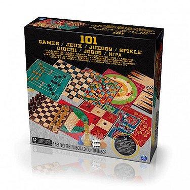 Spinmaster - 101 Games - Klassische Spielesammlung