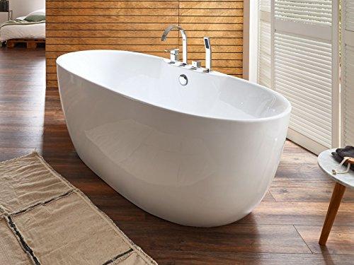 freistehende badewanne mit dusche test februar 2018 testsieger bestseller im vergleich. Black Bedroom Furniture Sets. Home Design Ideas