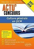 Culture générale en QCM concours