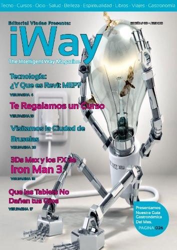 iWay Magazine Julio