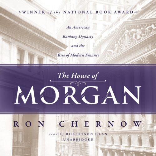 The House of Morgan  Audiolibri