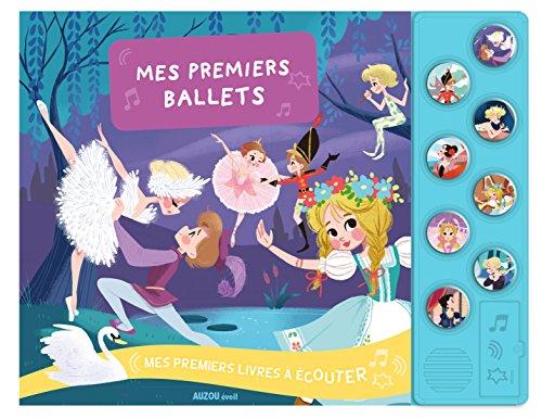 Mes premier livres  couter - Mes premiers ballets