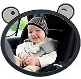 Specchietto Retrovisore Bambini|Specchio Retrovisore Bambini|Specchio Auto Neonato|Non Avrai Più Preoccupazioni Sul Tuo Bimbo Mentre Stai Guidando|Avrai Sempre Tutto Sotto Controllo!Nice Children