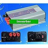 GOWE 600W grid tie solar Micro Inversores onda sinusoidal pura entrada dc10.8V-30V/DC 22V-60V, salida. AC 90V-140V, 190V-260V