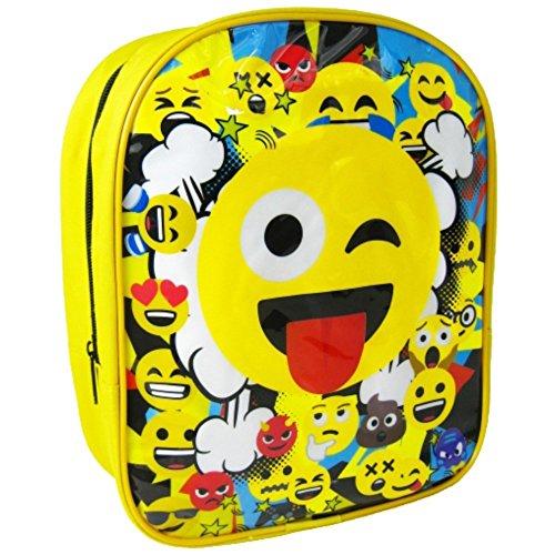 Imagen de emoji   infantil multicolor amarillo