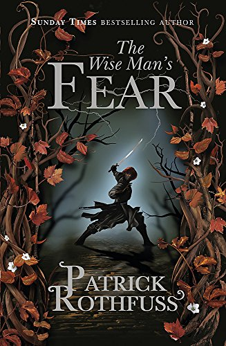 The Wise Man's Fear Cover Image
