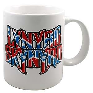 Lynyrd Skynyrd-Mug logo Drapeau sudiste