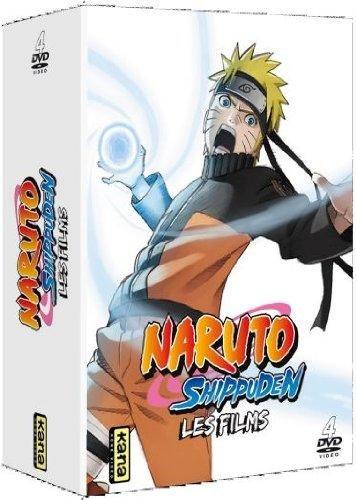 Naruto Shippuden - Les 4 films