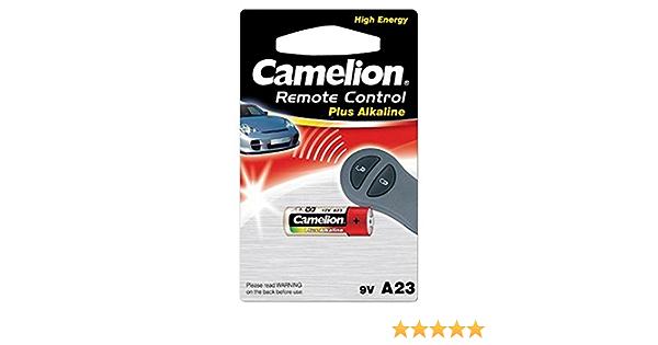 Batterie Camelion A23 12v 28x10mm Alkaline Elektronik