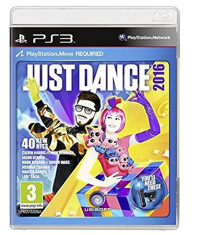 GIOCO PS3 JUST DANCE 16