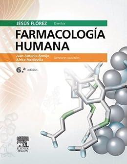 Farmacología humana par [Beledo, Jesús Flórez]