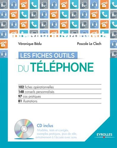 Les fiches outils du téléphone (1Cédérom)