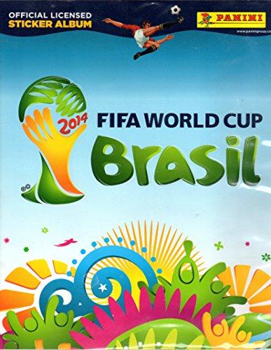 Álbum mundial fifa Brasil 2014: Brasil 2014 por panini