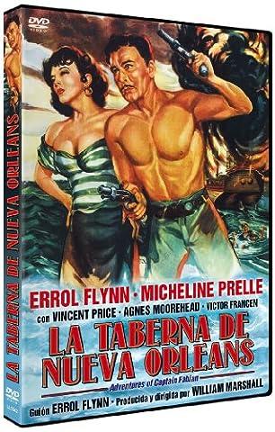 La taverne de New Orléans / Adventures of Captain Fabian / La Taberna de Nueva Orleans