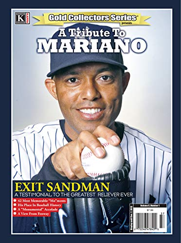 Gold Collector's Series-A Tribute to Mariano Rivera (English Edition) -