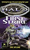 First Strike (Halo #3) 1st (first) edition Text Only