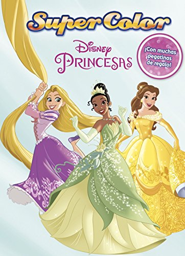 Princesas. Supercolor (Disney. Princesas) por Disney