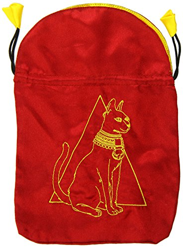 Egyptian Cat Satin Bag (Lo Scarabeo Bags)