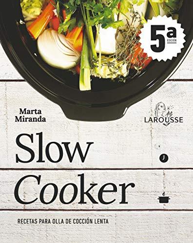 Slow cooker. Recetas olla cocción lenta