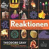 Reaktionen: Die faszinierende Welt der Chemie in über 600 Bildern - Theodore Gray