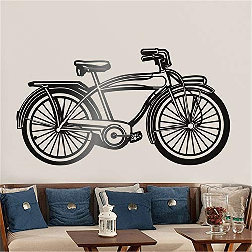 wandaufkleber baby junge Boy room Aufkleber Old Ride Fahrrad für Jungen Zimmer (Fahrrad 12 Zoll Boys)